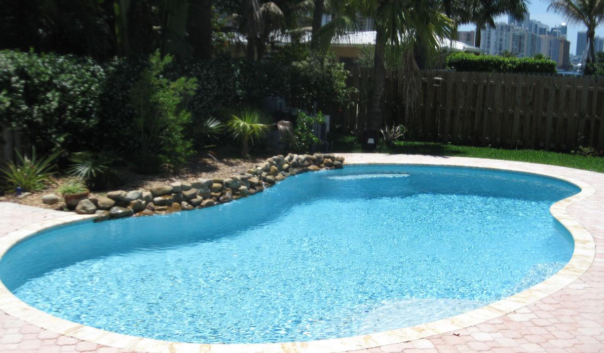 Home for Pool designs florida